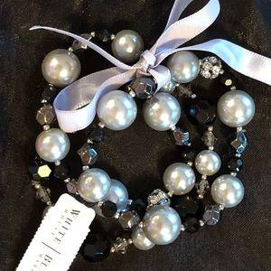 WHBM set/3 bracelets